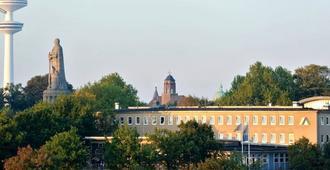 澳德姆舒婷坊汉堡青年旅舍 - 汉堡 - 建筑
