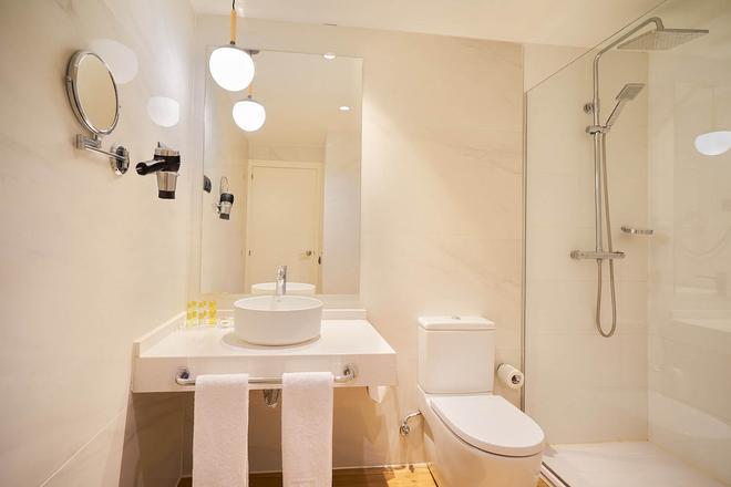 马拉加欧洲之星酒店 - 马拉加 - 浴室