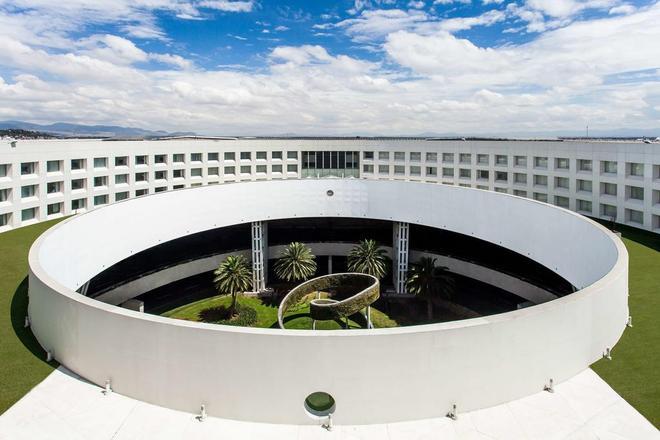 墨西哥城机场t2航站楼nh典藏酒店 - 墨西哥城 - 建筑