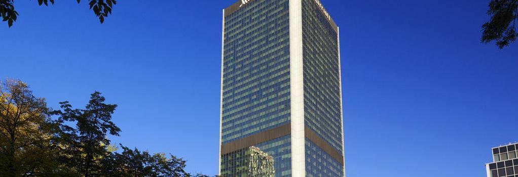 华沙万豪酒店 - 华沙 - 建筑