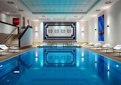 华沙万豪酒店 - 华沙 - 游泳池