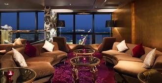 華沙萬豪飯店 - 华沙 - 休息厅