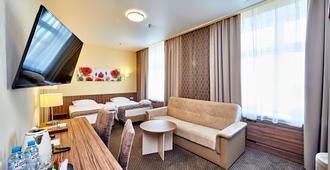 罗西亚酒店 - 圣彼德堡 - 客厅