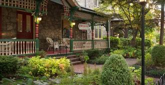 基石家庭旅馆 - 费城 - 建筑