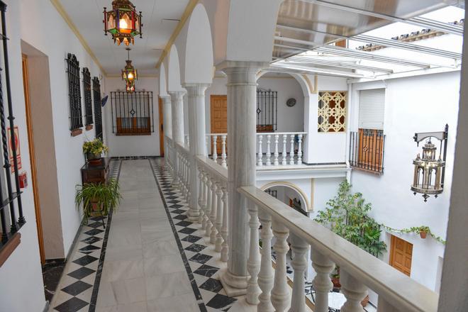 洛斯奥美亚斯酒店 - 科尔多瓦 - 门厅