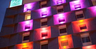 马赛普拉多自行车馆万豪ac酒店 - 马赛 - 建筑