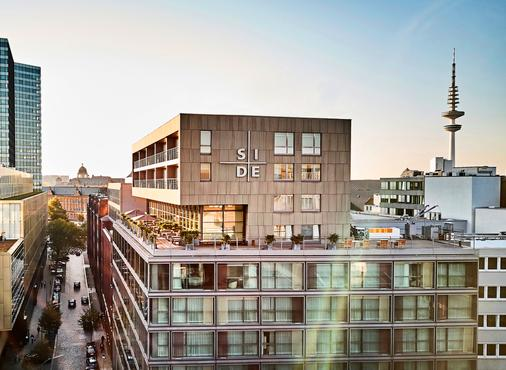 汉堡塞得旅馆 - 汉堡 - 建筑