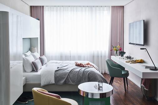 汉堡塞得旅馆 - 汉堡 - 睡房
