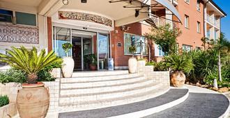 奥斯蒂亚安蒂卡公园酒店 - 罗马 - 建筑