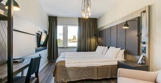 布隆玛梵第一酒店 - 斯德哥尔摩 - 睡房