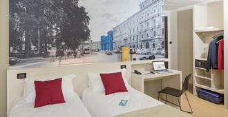 的里雅斯特B&B酒店 - 的里雅斯特 - 睡房
