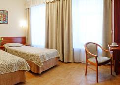 Comfort Hotel - 圣彼德堡 - 睡房