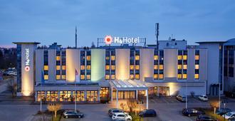 莱比锡H4酒店 - 莱比锡 - 建筑