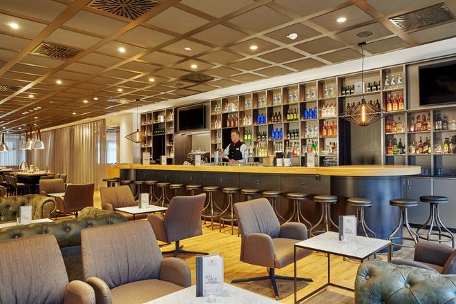 莱比锡H4酒店 - 莱比锡 - 酒吧