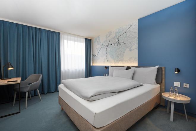 莱比锡H4酒店 - 莱比锡 - 睡房