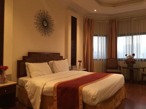 巴林卡尔顿酒店 - 麦纳麦 - 睡房
