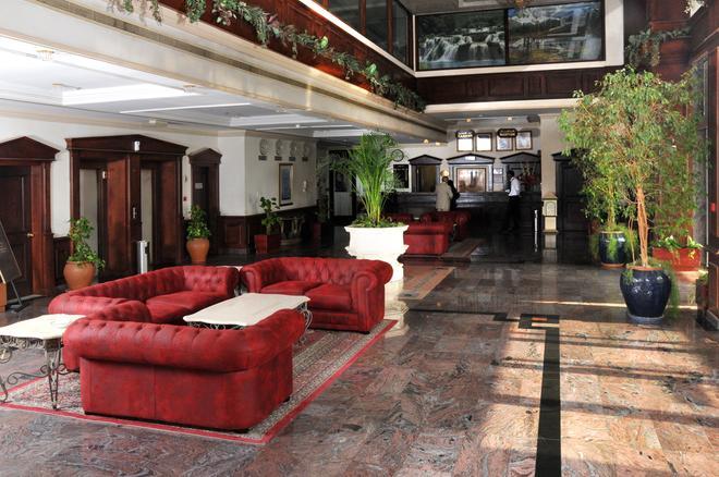 巴林卡尔顿酒店 - 麦纳麦 - 大厅