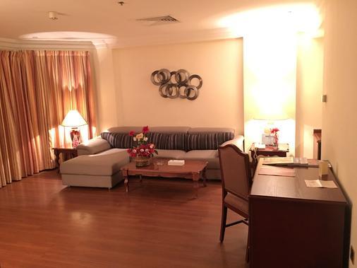 巴林卡尔顿酒店 - 麦纳麦 - 客厅