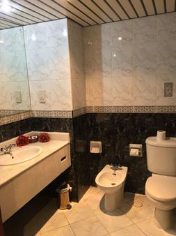 巴林卡尔顿酒店 - 麦纳麦 - 浴室