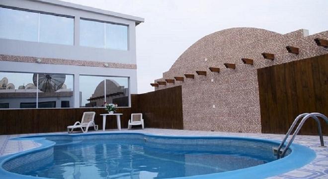 巴林卡尔顿酒店 - 麦纳麦 - 游泳池