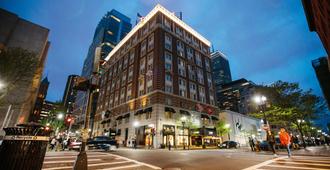 莱诺克斯酒店 - 波士顿 - 建筑