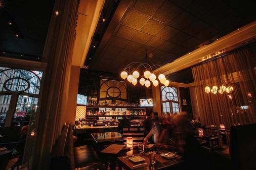 莱诺克斯酒店 - 波士顿 - 酒吧