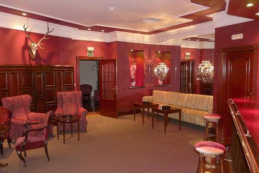 卡尔顿酒店 - 毕尔巴鄂 - 酒吧