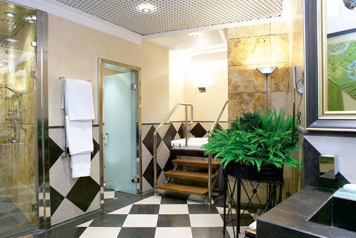 卡尔顿酒店 - 毕尔巴鄂 - 浴室