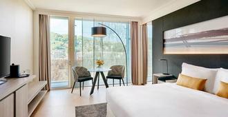 里昂国际城万豪酒店 - 里昂 - 睡房
