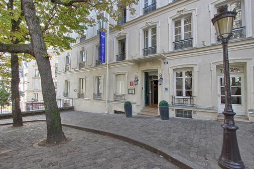 提姆蒙马特尔酒店 - 巴黎 - 建筑
