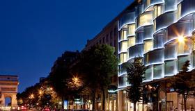 巴黎凯旋门万丽酒店 - 巴黎 - 建筑