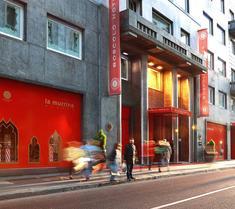 米兰柏斯科埃克塞德拉饭店