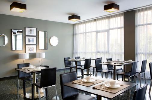 瓦伦西亚媒介酒店 - 巴伦西亚 - 餐馆