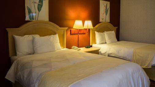 大使套房酒店 - 米德尔敦 - 睡房