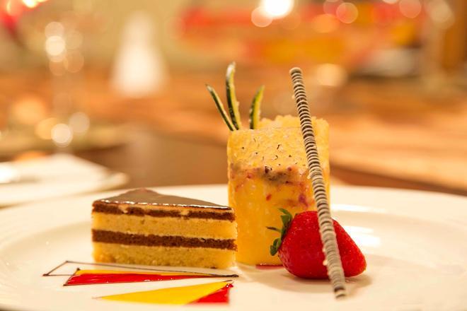 康提阿玛亚简易别墅酒店 - 康提 - 食物