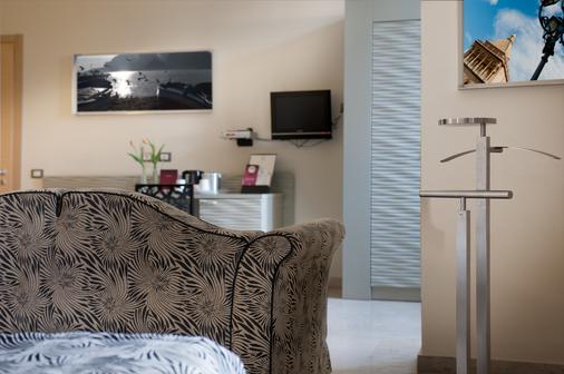 加里波蒂酒店 - 巴勒莫 - 睡房