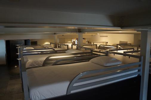 珀斯南海滩酒店 - 迈阿密海滩 - 睡房