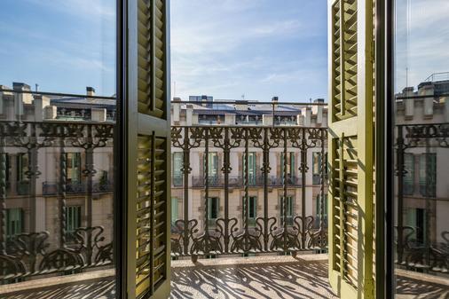 杰拉德室友酒店 - 巴塞罗那 - 阳台