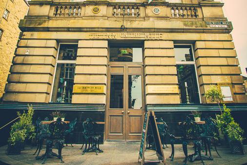 麦尔酒店 - 爱丁堡 - 建筑