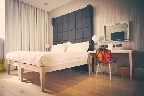 麦尔酒店 - 爱丁堡 - 睡房