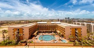 加莱芙塔勒匝别墅酒店 - 福塔莱萨 - 建筑