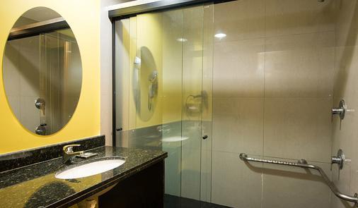 加莱芙塔勒匝别墅酒店 - 福塔莱萨 - 浴室