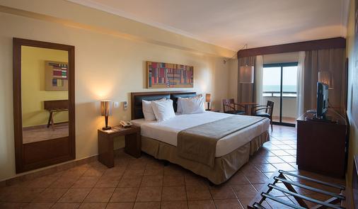 加莱芙塔勒匝别墅酒店 - 福塔莱萨 - 睡房