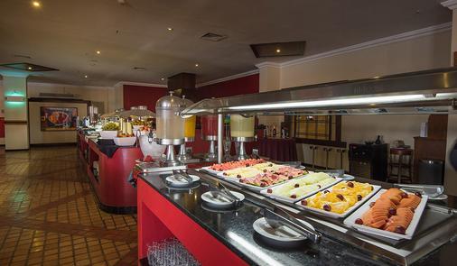 加莱芙塔勒匝别墅酒店 - 福塔莱萨 - 自助餐