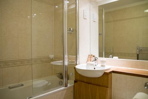 马里波恩服务式总统套房酒店 - 伦敦 - 浴室