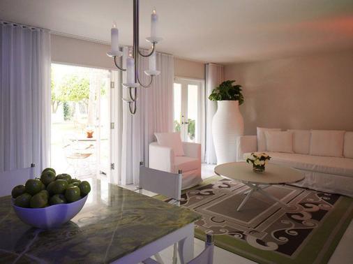 德拉诺南海滩酒店 - 迈阿密海滩 - 客厅