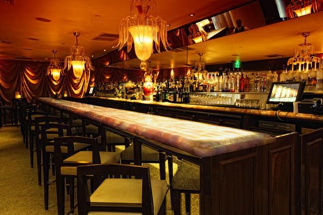 德拉诺摩根独创酒店 - 迈阿密海滩 - 酒吧