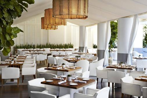 德拉诺南海滩酒店 - 迈阿密海滩 - 餐馆