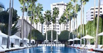 迈阿密德拉诺南海滩酒店 - 迈阿密海滩 - 建筑