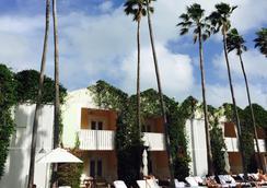 德拉诺摩根独创酒店 - 迈阿密海滩 - 游泳池